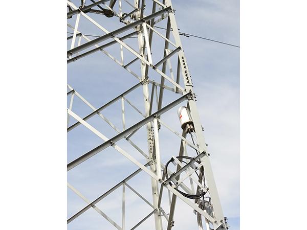 OPGW光缆塔用余缆架